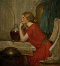 J.W.Waterhouse / Circe / 1911–14 by AKG  Images