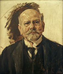 Emil Rathenau / Study by Liebermann by AKG  Images