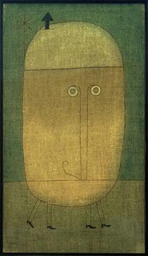 Paul Klee, Maske der Furcht / Gemälde, 1932 von AKG  Images
