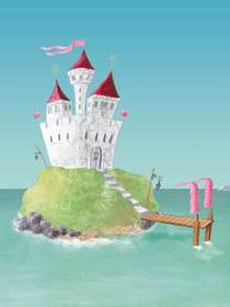 Pink Pirates® Piratinnen-Schloss by Gosia Kollek