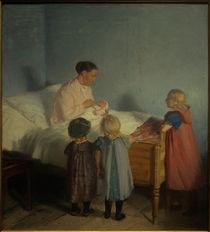 A. Ancher, Der kleine Bruder von AKG  Images