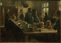 P. S. Kröyer, Im Kaufmannsladen, wenn nicht gefischt wird von AKG  Images
