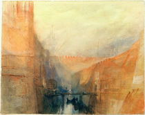W.Turner, Venice, The Arsenal by AKG  Images