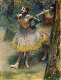 Degas / Two Dancers /  c. 1893/98 by AKG  Images