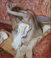 Degas / After the bath /  c. 1895/1900 by AKG  Images