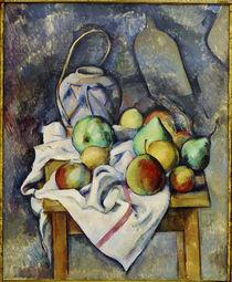 Cezanne / Le vase paille /  c. 1895 by AKG  Images