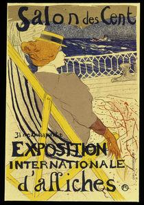 H. de Toulouse-Lautrec, La Passagere von AKG  Images