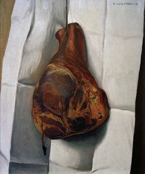 F.Vallotton, Still life with ham by AKG  Images
