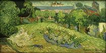 Ch.–F.Daubigny, Garten / Gem. V. van Gogh von AKG  Images