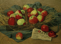 F.Vallotton, Apples by AKG  Images