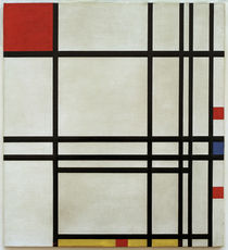 Mondrian / Composition No. 8 / 1939–42 by AKG  Images