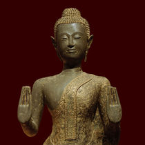 Buddha / Khmer art, 19th Century by AKG  Images