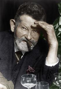 Heinrich Zille / Foto um 1918 von AKG  Images