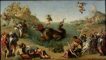 Piero di Cosimo, Perseus und Andromeda by AKG  Images