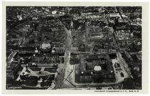 Berlin-Mitte, Luftaufnahme mit Stadtschloss, Lustgarten und Dom by AKG  Images