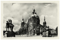 Berlin, Dom / Fotopostkarte by AKG  Images