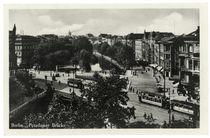 Berlin, Potsdamer Brücke und Viktoriabrücke / Fotopostkarte by AKG  Images