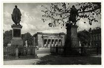 Berlin, Neue Wache / Fotopostkarte, um 1940 von AKG  Images