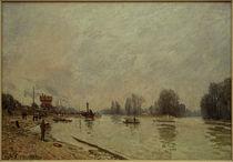 A.Sisley, La Seine bei Suresnes von AKG  Images