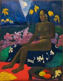 P.Gauguin, der Samen der Areoi von AKG  Images