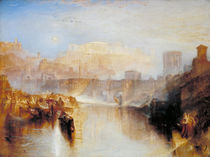 Agrippina mit der Asche des Germanicus in Rom / W.Turner von AKG  Images