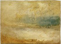 W.Turner, An einen Strand schlagende Wellen by AKG  Images