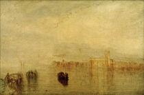 W.Turner, Rückkehr vom Ball von AKG  Images