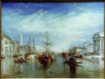 Venedig, Canal Grande / Gem. von W.Turner by AKG  Images