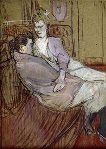 H. de Toulouse-Lautrec, Zwei Freundinnen von AKG  Images