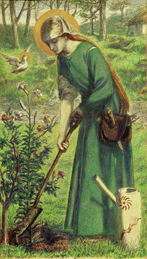 D.G.Rossetti, Mary Nazarene von AKG  Images