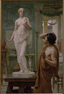 E.Normand, Pygmalion und Galatea von AKG  Images