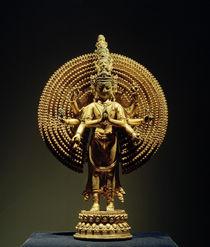 Avalokitesvara / Skulptur, 14. Jhdt. von AKG  Images