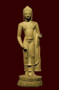 Buddha / kambodschanisch, Prä-Angkor-Periode, 7. Jh. von AKG  Images