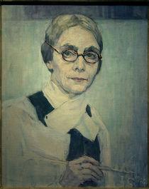 Ida Gerhardi, Selbstbildnis VI 1925 von AKG  Images