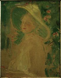 Jelka Rosen / Gemälde von Ida Gerhardi by AKG  Images
