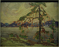 T.Thomson, The Jack Pine (Skizze) by AKG  Images