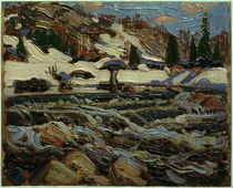 T.Thomson, The Rapids by AKG  Images