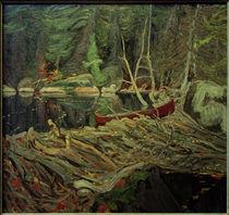 J.E.H.MacDonald, The Beaver Dam von AKG  Images