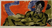 Otto Mueller / Woodcut by Kirchner by AKG  Images
