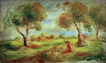 Renoir / Landscape near Cagnes-sur-Mer by AKG  Images