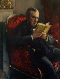 G.Caillebotte, Portrait, Eugène Daufresne von AKG  Images