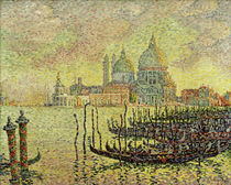 Grand Canal (Venice) / P. Signac / Painting 1905 by AKG  Images