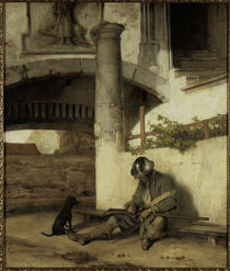 Carel Fabritius / Die Torwache/ 1654 by AKG  Images