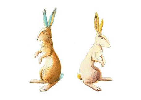 Hasenpaar