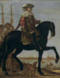 Christian IV. v. Dänemark / A. Muiltjes von AKG  Images
