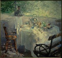 H.Pauli, Frühstückszeit von AKG  Images