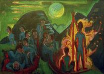 Ernst Ludwig Kirchner, Bundesfeuer by AKG  Images