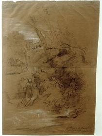 A.Böcklin, Die Götter Griechenlands von AKG  Images