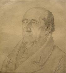 Freiherr vom Stein / Zeichnung von W.F.Olivier von AKG  Images