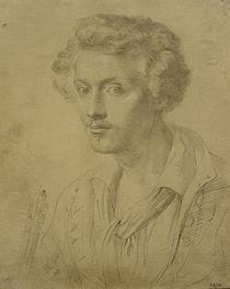 Friedrich Nerly, Selbstbildnis 1828 von AKG  Images